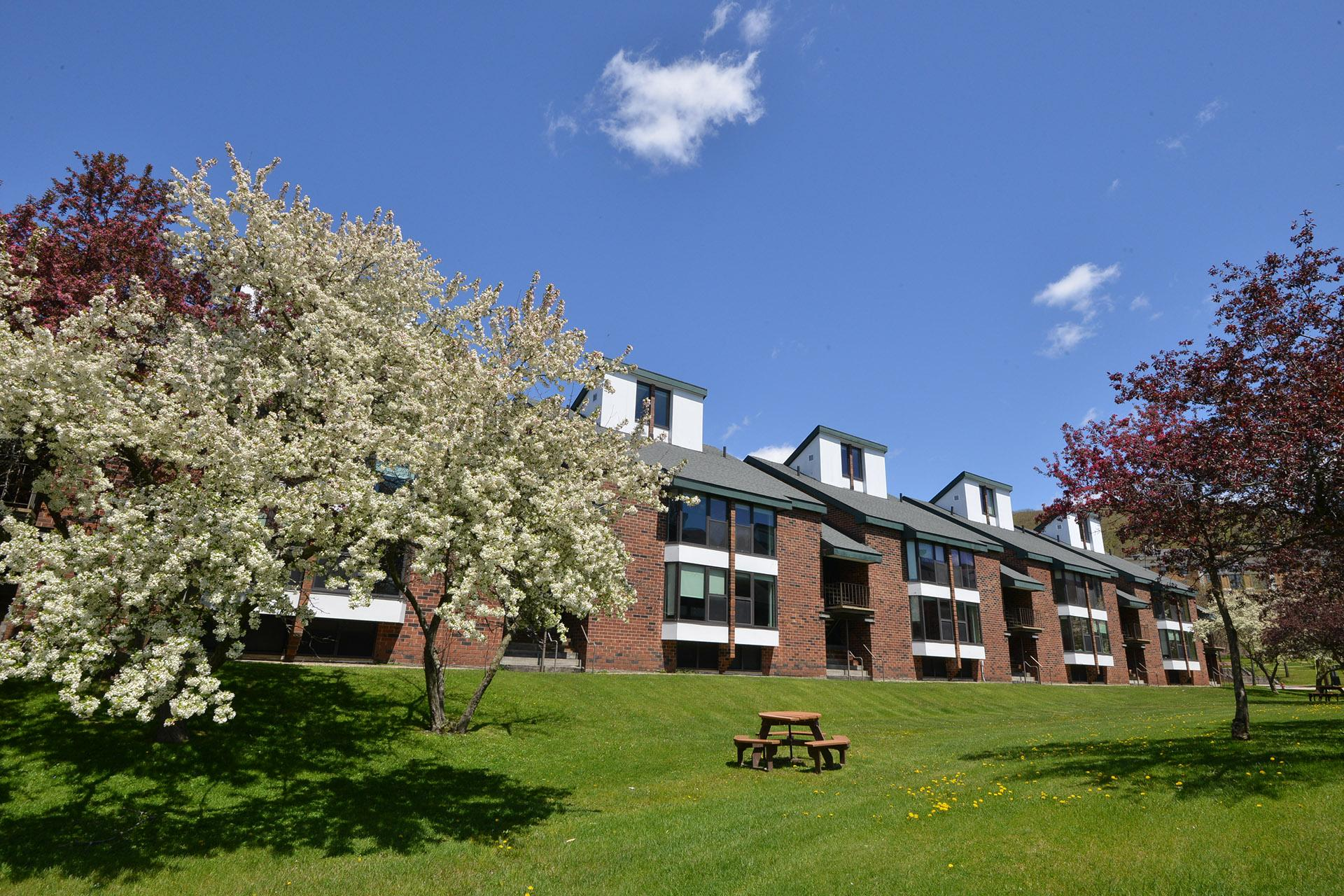 Flagg Townhouses in Spring