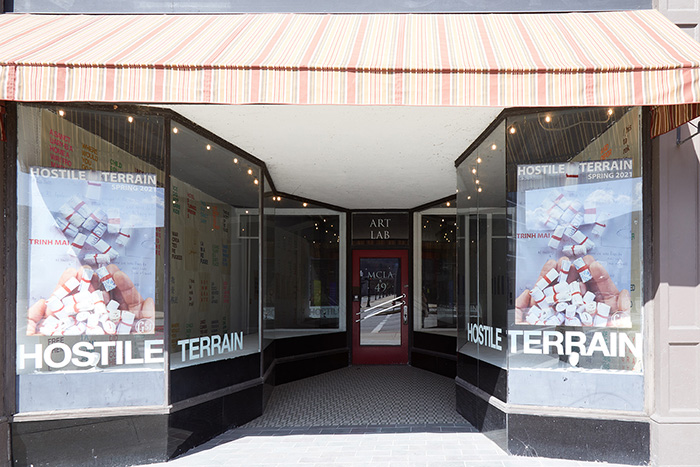Hostile Terrain Exhibition