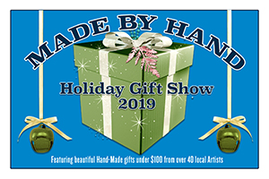 Made by Hand. Holiday Gift Show 2019
