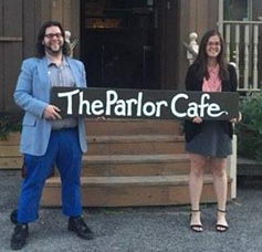 Parlor Cafe sq