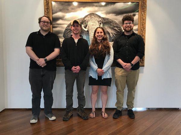 MCLA Alumni at ROAM Gallery