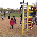 children playing at recess