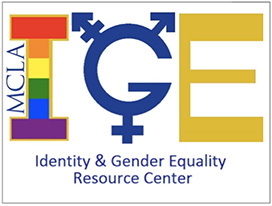 mcla identity & gender equality resource center logo