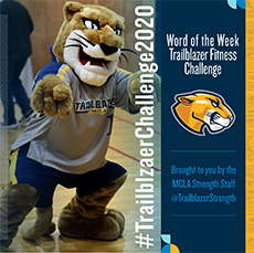 word of the week-trailblazer fitness challenge-lion mascot