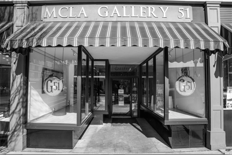 Gallery 51 storefront