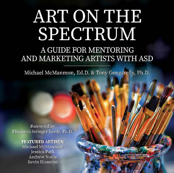 Art on the Spectrum book cover