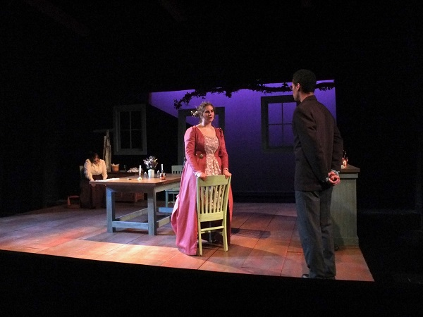 MCLA theatre production still