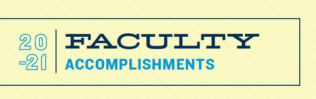 Faculty Accomplishments